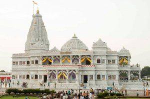 One Day Vrindavan Tour
